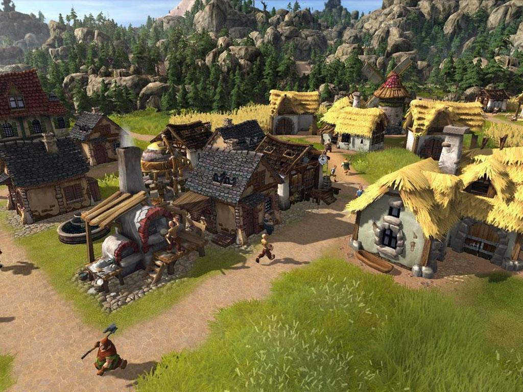 《工人物语7王国之路》是PC平台大受好评的战略游戏系列最新作,该系列在全球已有数百万套的销量。《工人物语7》将由出品过《纪元1404:探索的开端》的Blue Byte工作室开发。《工人物语7王国之路》的故事背景仍然设定为中世纪的欧洲,游戏将保留系列的建造、生产、运输等内容,玩家可以通过军事(建立强大的军队)、贸易(占领最佳贸易路线以取得财富)与科学(建立寺庙等组织来获取技术)来迈向胜利之路;游戏不仅采用新的图像引擎,并强调采用更加进化的AI,每个独特行为都将拥有超过十多个AI脚本来控制。并加入现代流行策略
