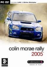 科林麦克雷拉力赛2005